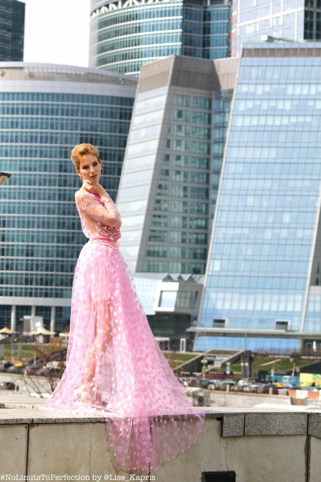 Платья российских дизайнеров