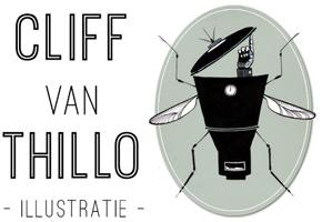 Cliff van Thillo, Illustratie en Vormgeving