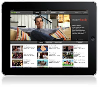 Hulu Plus Availability in Android Tablets