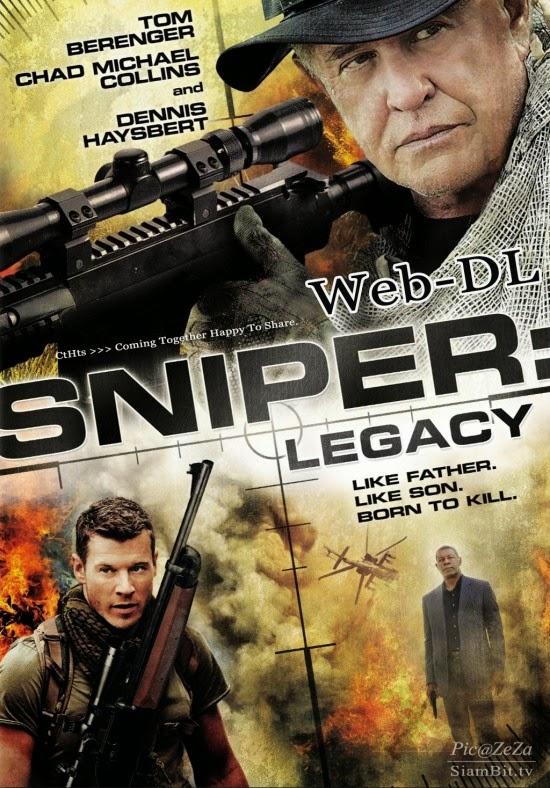 SNIPER LEGACY สไนเปอร์ โคตรนักฆ่าซุ่มสังหาร 5 FULL HD มาสเตอร๋ พากย์ไทย