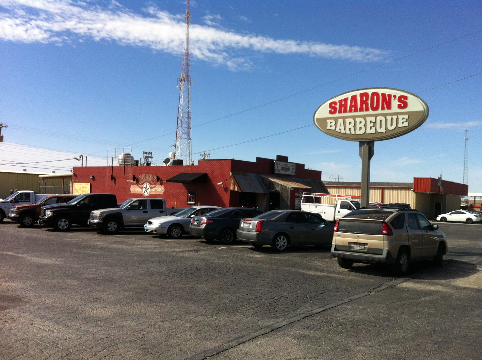 Sharon Barbeque Abilene Barbecue BBQ Bar-B-Que