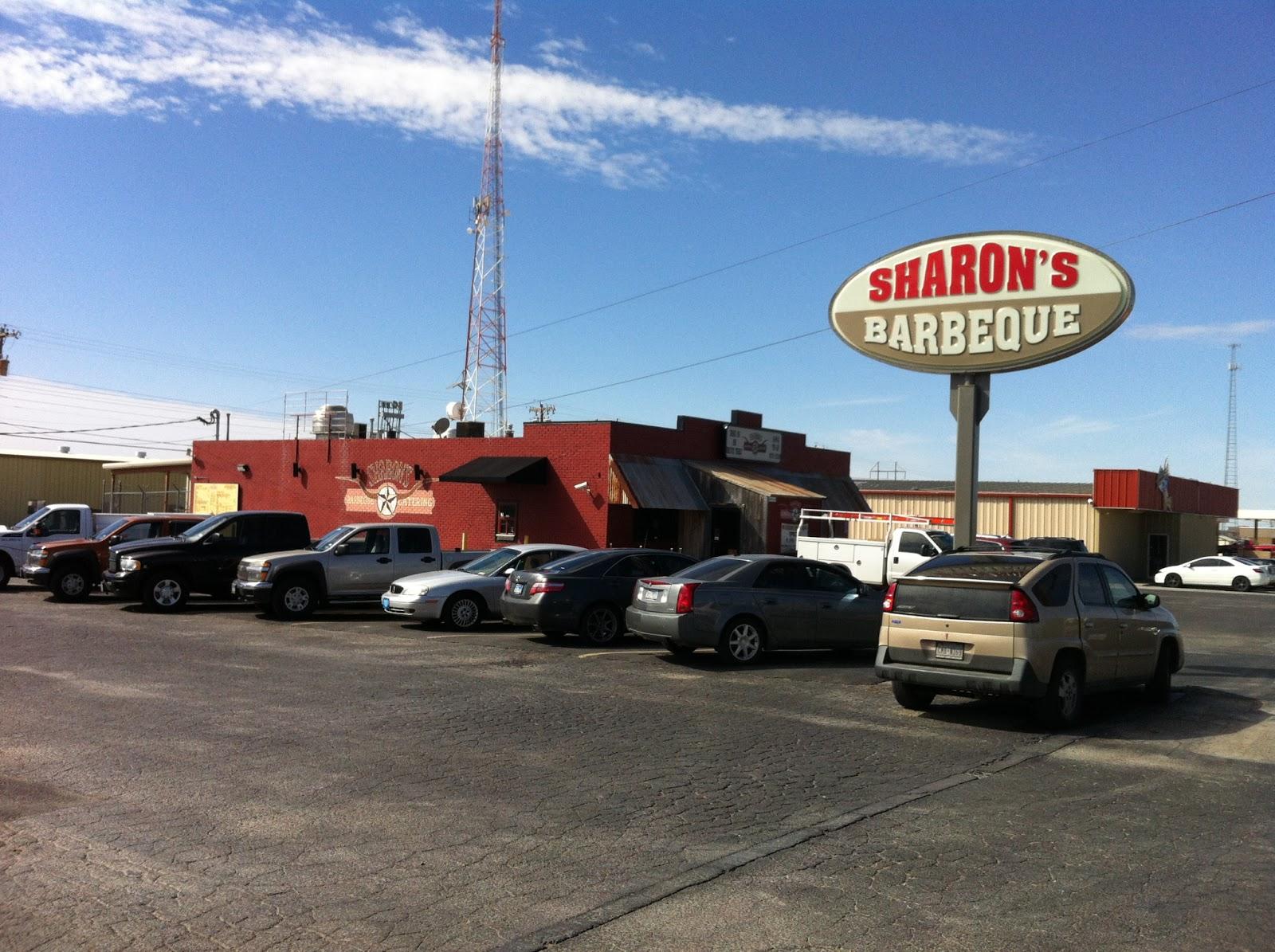 Sharon Barbeque Abilene Barbecue BBQ Bar-B-Que