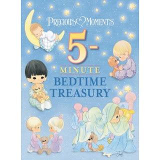 Precious Moments 5-Minute Bedtime Treasury cover