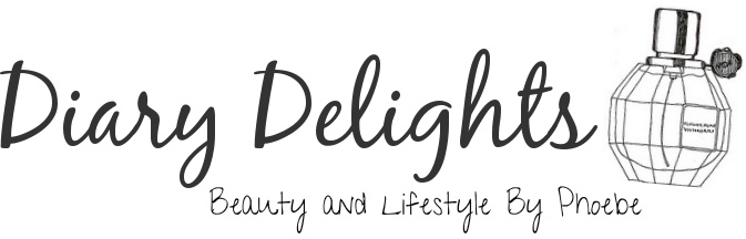 Diary Delights - A UK Beauty and Lifestyle Blog