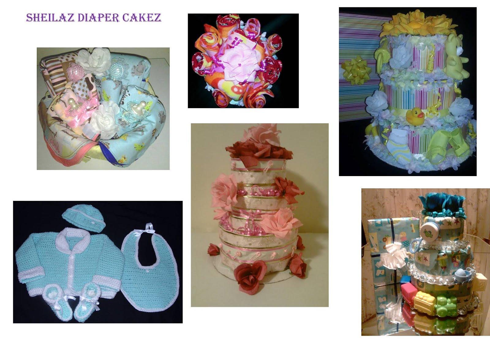Diaper Cakez