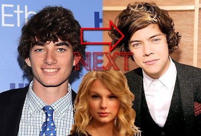 Conor Kennedy, Harry Styles and Taylor Swift Montage