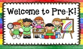 Welcome to Pre-K 2!