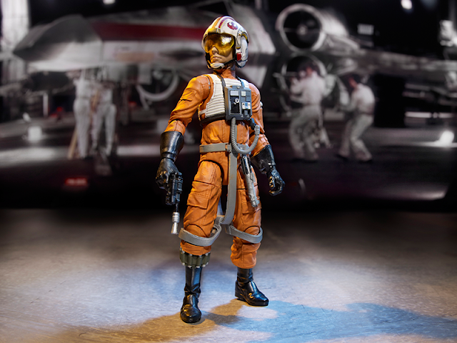 Luke Skywalker Action Figure Black Series