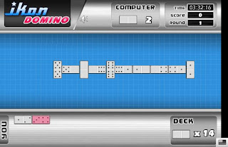 لعبة دومينو Ikon Domino