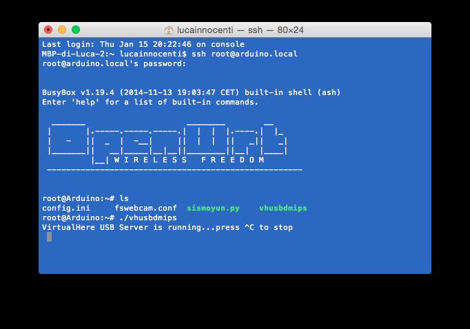 Debian su hardware obsoleto stampante wifi con arduino