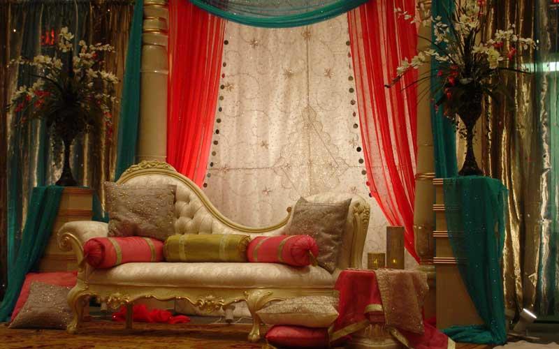 Crystal Wedding Decorations