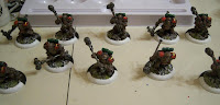 Horgenhold unit painted by Shawn