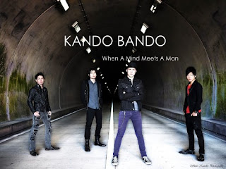 KANDO BANDO - When A Mind Meets A Man
