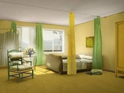 Modernos diseños de cortinas para dormitorios : decorar decoración