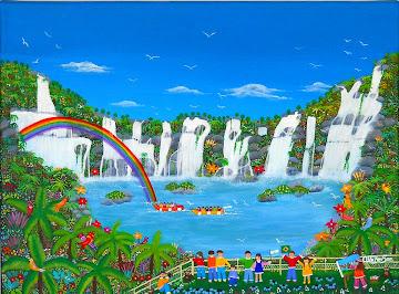 """""""Verano en el Iguazú"""" Misiones Argentina"""