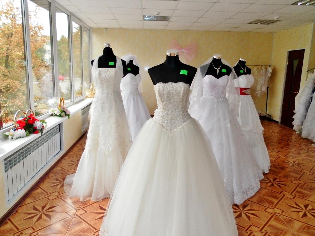 Свадебное платье в кбр