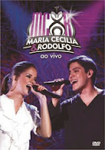 DVD Maria Cecilia e Rodolfo - Ao Vivo em Goiânia