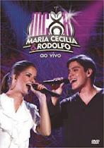 DVD Maria Cecilia e Rodolfo - Ao Vivo em Goiânia
