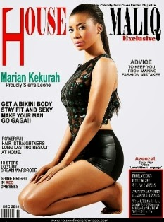 HOUSE OF MALIQ DECEMBER COVER