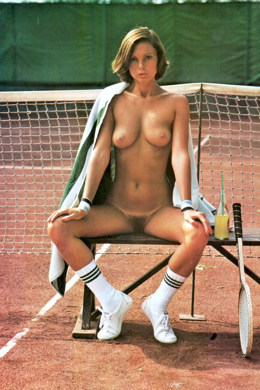 Nude tennis star females for council