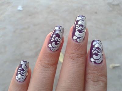pretty nails picture