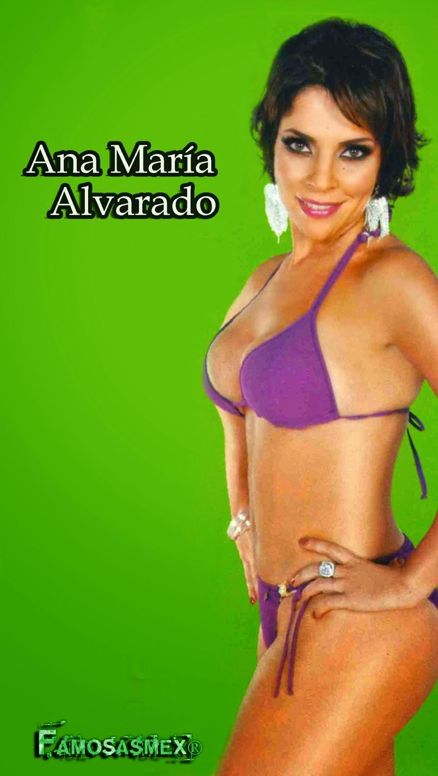 Ana María Alvarado Superclick TvYNovelas 2009 - Sexy Modelos Famosas