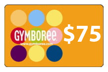 Gymboree $75 Gift Card Giveaway