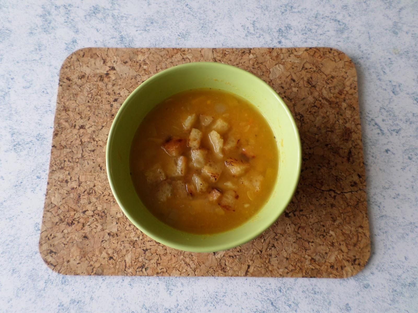 Miedzy Kuchnia A Reszta Swiata 8 Przepis Nr 4 Zupa Z Dyni