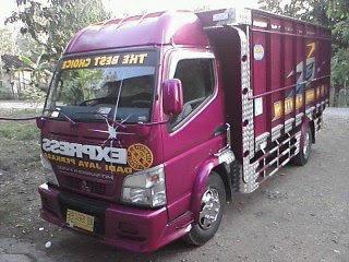 MODIFIKASI TRUCK INDONESIA TERBARU NOVEMBER 2013