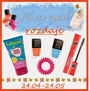 http://pstrysia1114.blogspot.com/2015/04/kobiecy-zywio-rozdaje.html