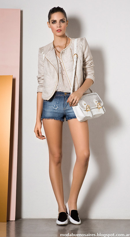 Square shorts verano 2014. Square moda 2014.