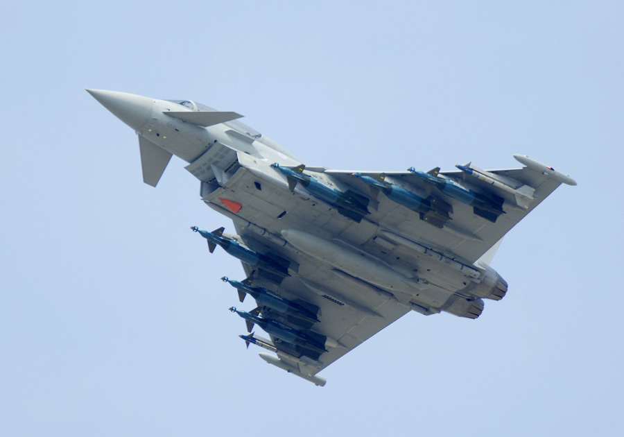 Global Defence Systems Eurofighter Typhoon
