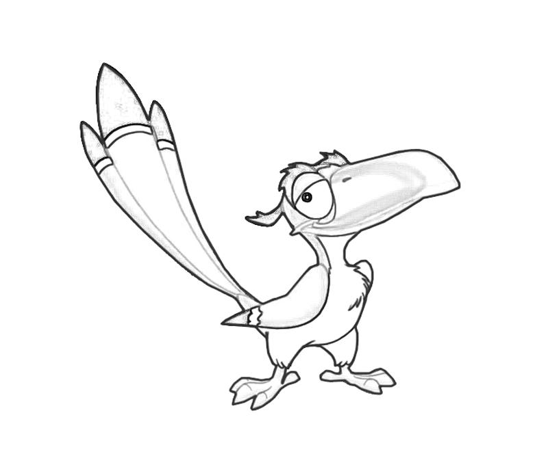 zazu-funny-coloring-pages
