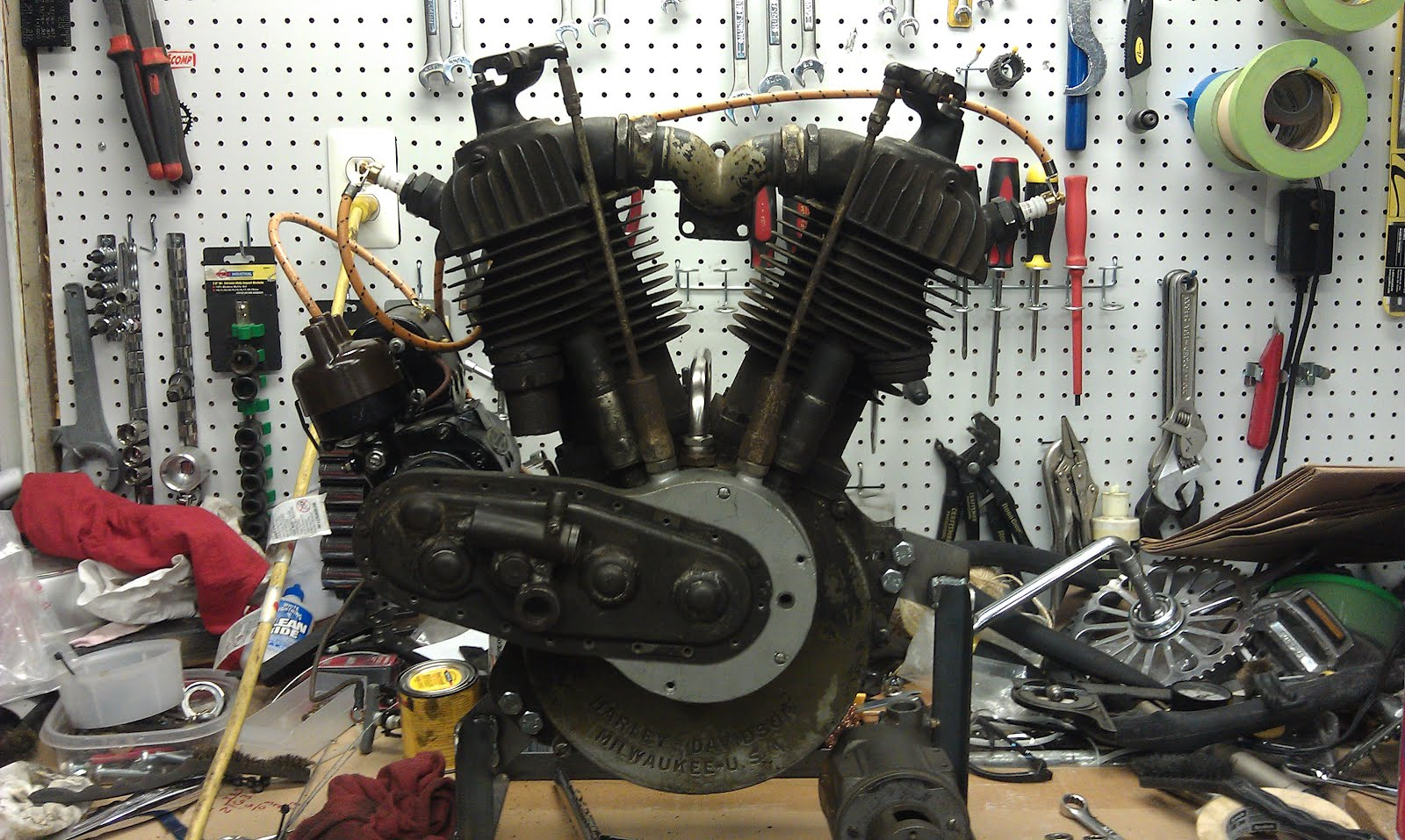 fast is fast 1922 harley davidson jd engine for sale
