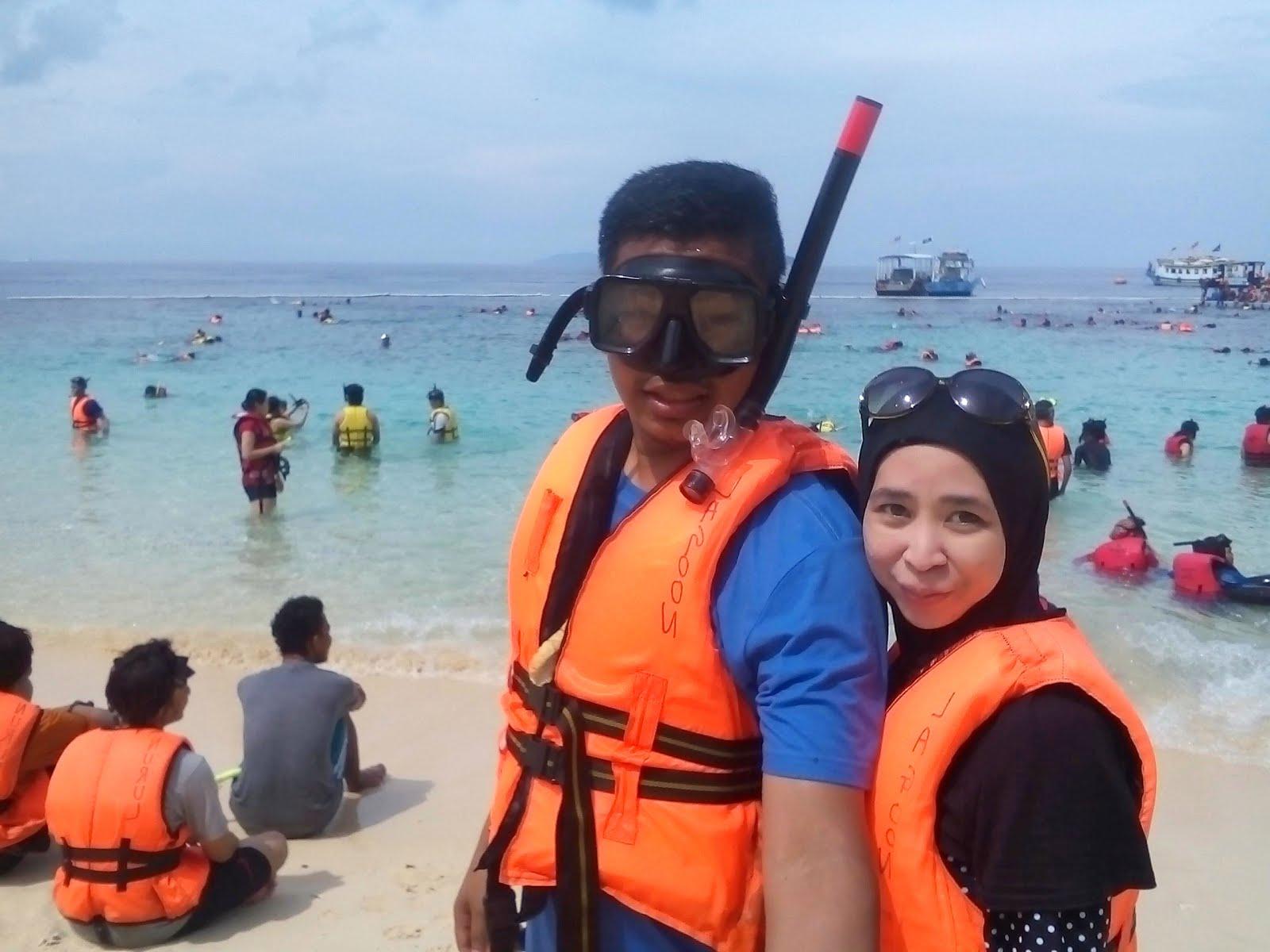 Pulau Redang, Terengganu ~ April 2015~