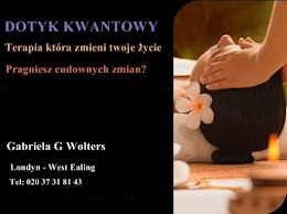 DOTYK KWANTOWY - Londyn