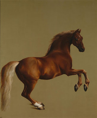 Whistlejacket by George Stubbs, 1762