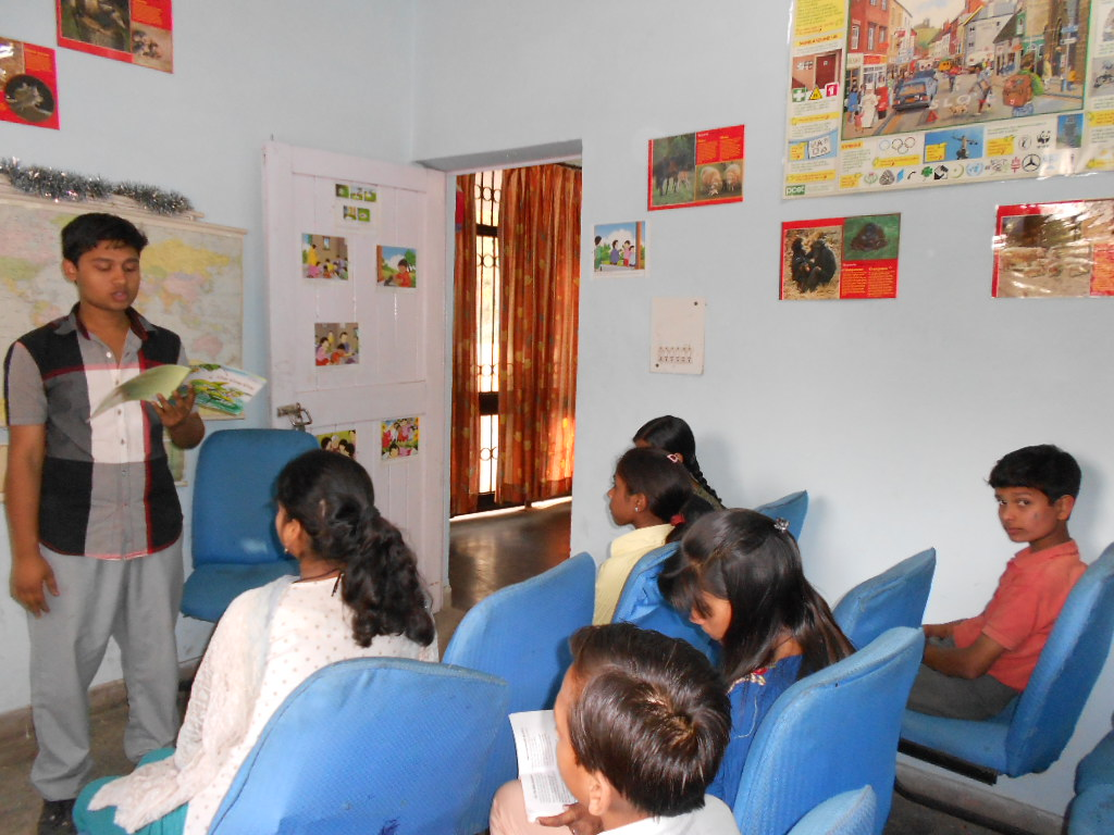 Pratham books march 2012 today we conducted the session with our older children since all of them have started reading reasonably fluently we experimented with different stories fandeluxe Images