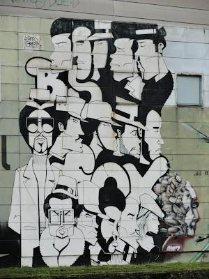 Narco graffic