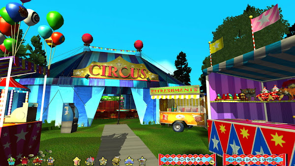 Circus World (2013) Full PC Game Mediafire Resumable Download Links
