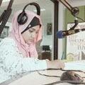 Fatin at Radio RASEFM BANDUNG 102.3FM