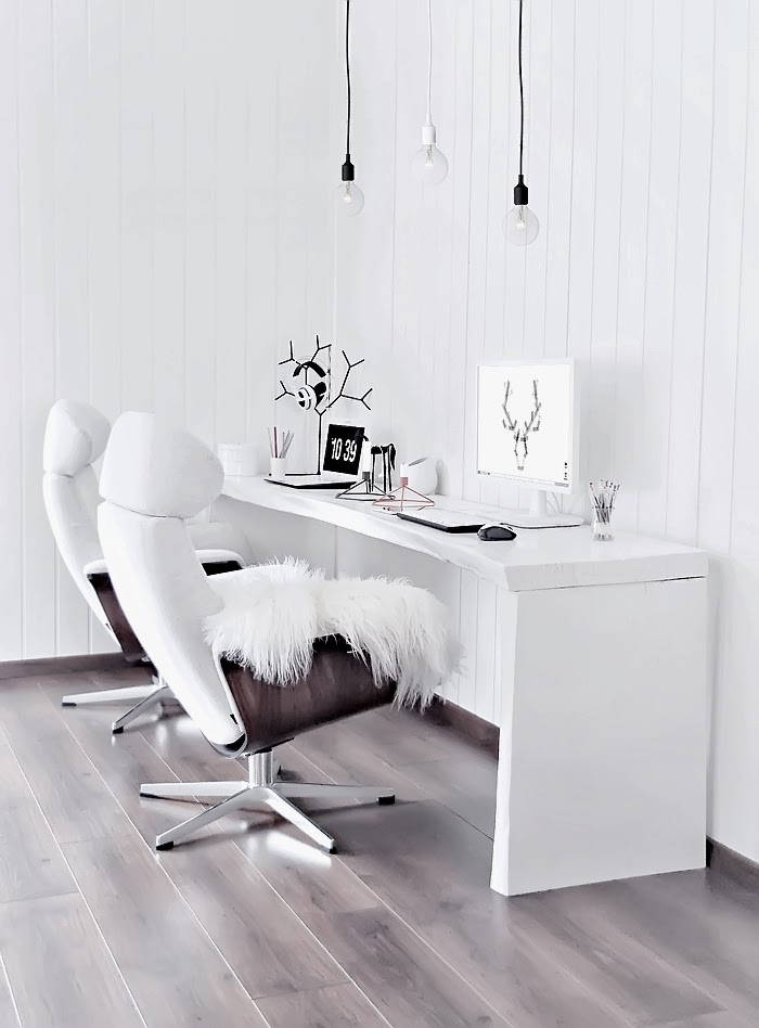 Only Deco Love Sunday Work From The Bright Home Office