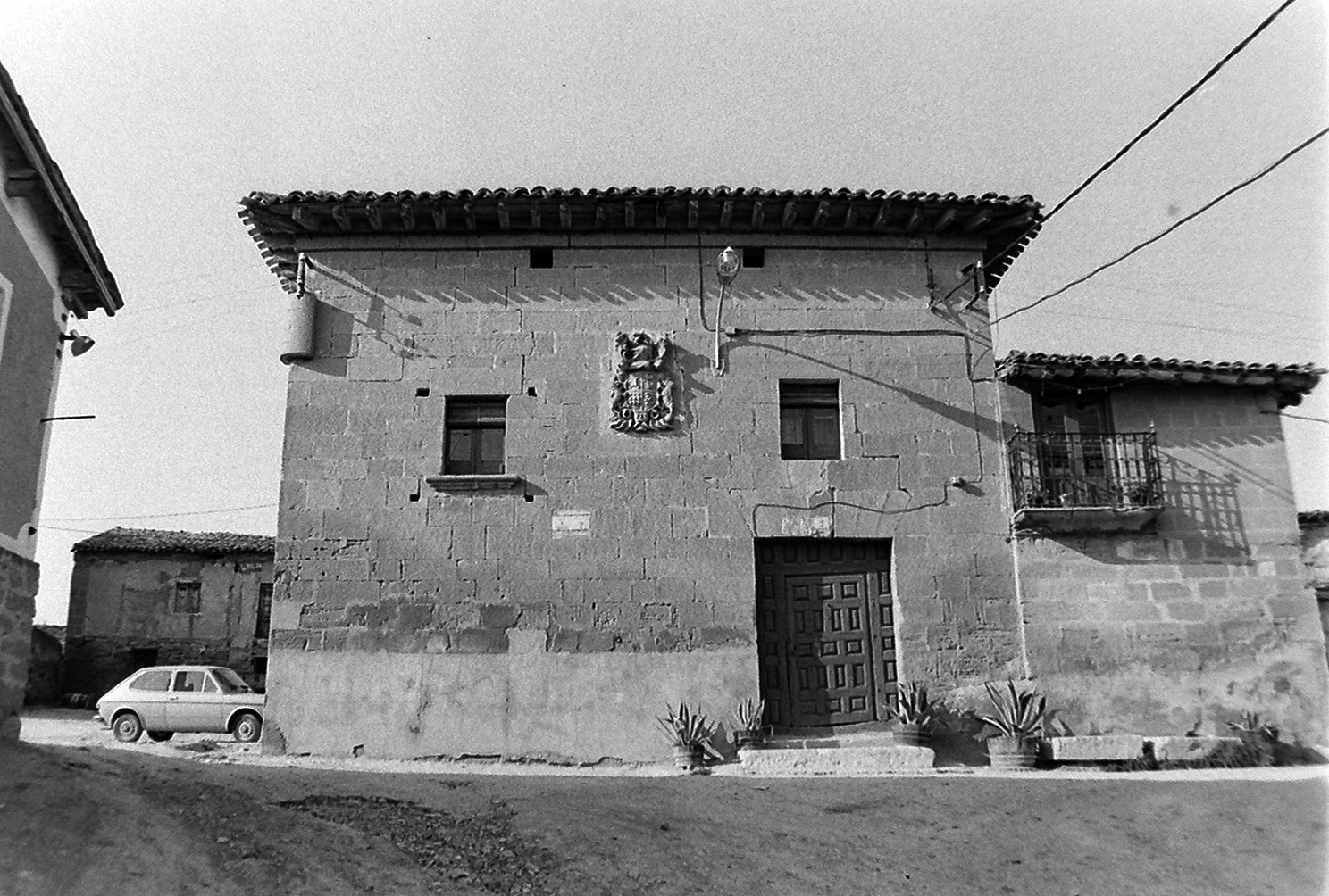 Casas solariegas en la rioja 160 gimileo i calle san mart n 1 - Casa de san martin ...