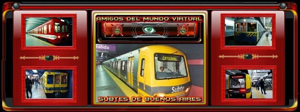 Subtes de Buenos Aires