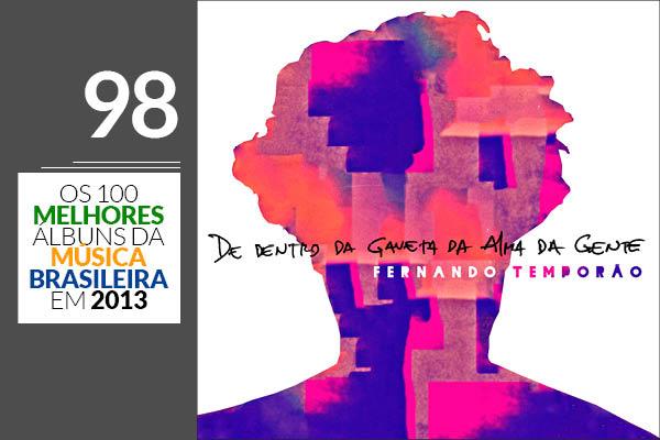 Fernando Temporão - De Dentro da Gaveta da Alma da Gente