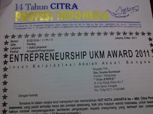 Entrepreneurship UKM