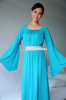 Cheap Maxi Dress on Long Sleeve Lycra Maxi Dress  Dya88    M0ms Av3nu3
