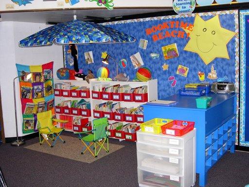 decoracao sala de leitura na escola:Belinfância: Decoração: Fundo do Mar