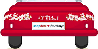 Free upto Rs. 500 Snapdeal discount coupon on Bill Payment above Rs. 500 using Freecharge