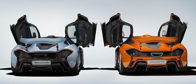 限定375台のスーパーカー「マクラーレンP1」の生産終了を発表!